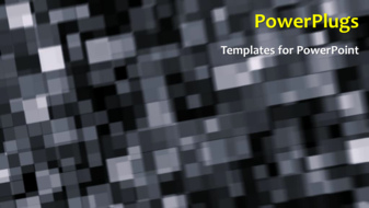 PowerPoint Template - Abstract Blocks